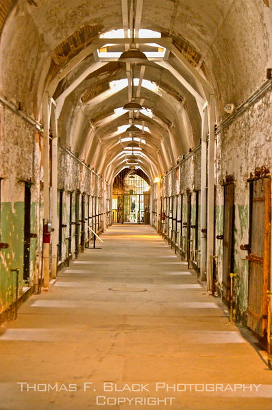 Eastern State Penitentiary, Pennsylvania ( 2012)