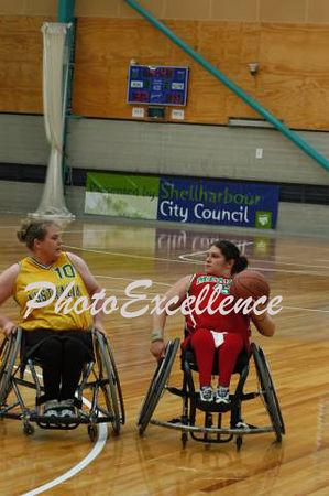 Wheelchair Basketball Gallery