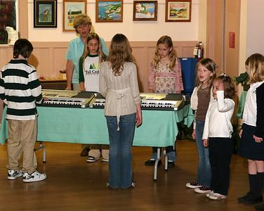 Tall Cedars Academy Recital 2008