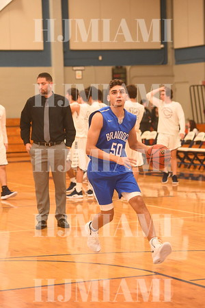 JV Varsity Boys Basketball 1/9/18