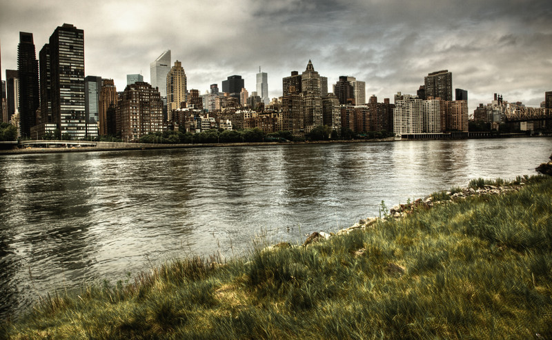 As long the East river flows