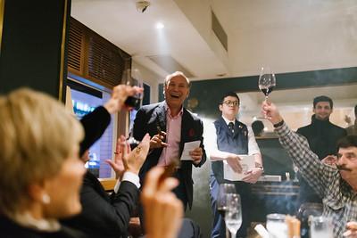Bertie New Year VIP event