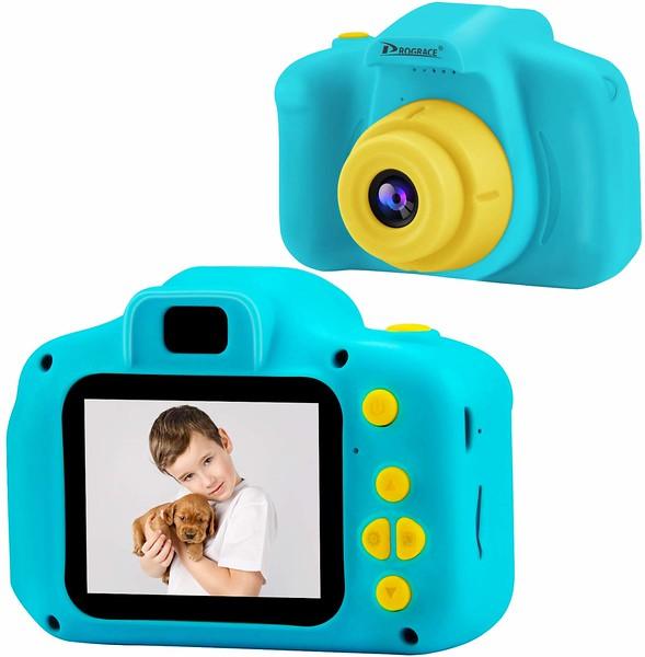 给孩子们提供儿童照片的玩具照片