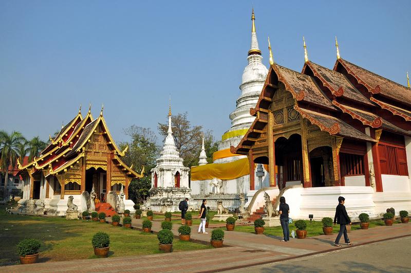 Thailand_3920 - Bye to Wat Phra Singh.