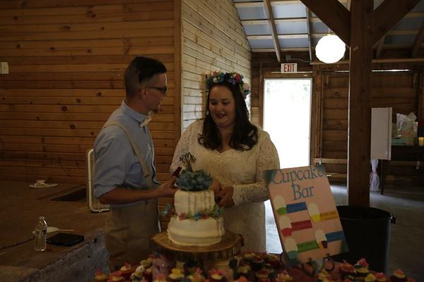 Hale Wedding - Star Community Barn