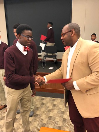 Induction Fall 2018
