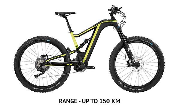 BH Bikes - ER939 ATOM-X LYNX 6 PRO-S eBike