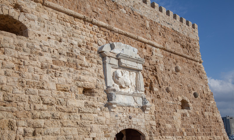 Fortress of Koules, Heraklion, Crete