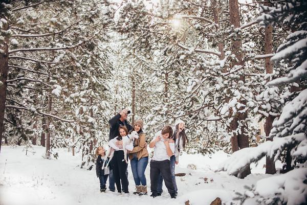 Sunriver Snow Fight