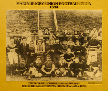 Manly Rugby Football Club Archival Photographs