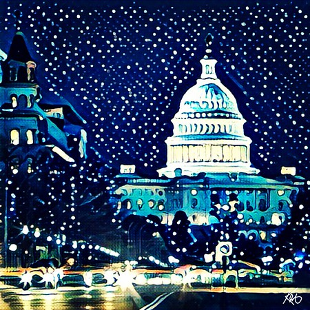 Washington DC Art Prints