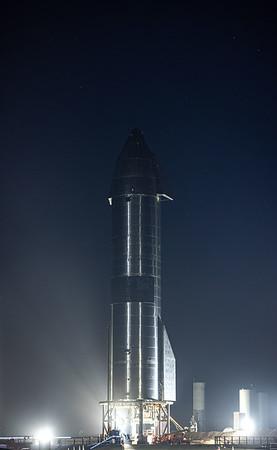 SpaceX Starship SN15