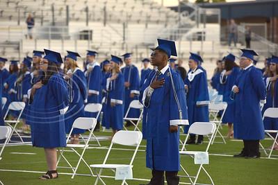 Lindale High School Graduation 2020 by John Anderson