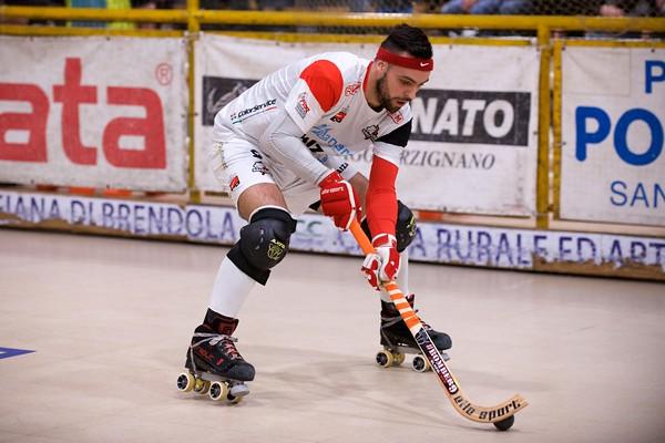 Finale: Hockey Sarzana vs Hockey Breganze