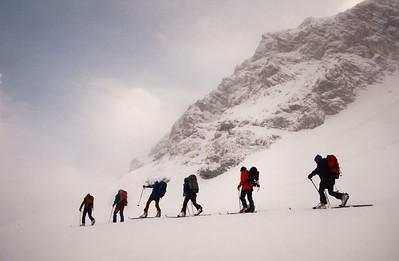 1987 - Massif du Triglav