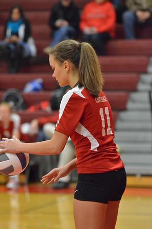 GJV Volleyball vs Lowville 12-7-15