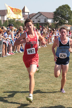 Boys Varsity Finish Gallery 2 - 2012 Golden Grizzly High School Invite
