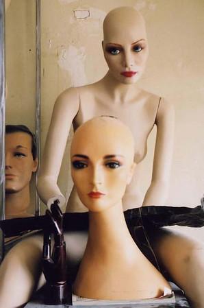 Mannequins -We Are Showroom Dummies