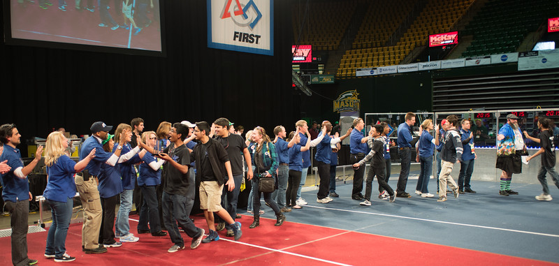 FIRST FRC2015 Greater DC Regional - Winning Teams and individuals