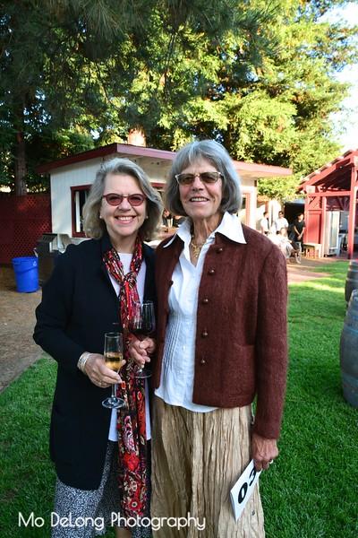 Denise Filakosky and Nancy Bookshire