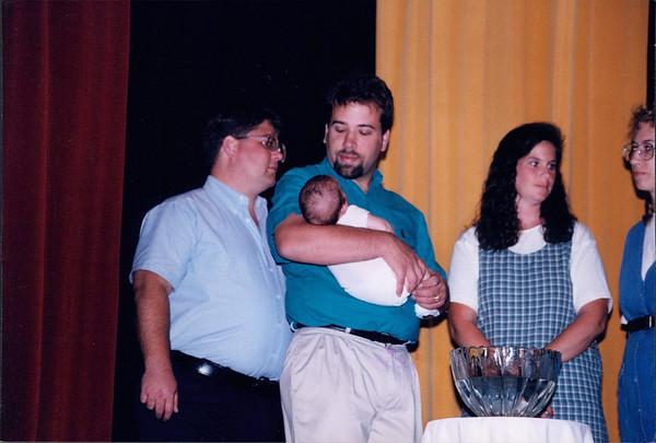 Marais Baptism