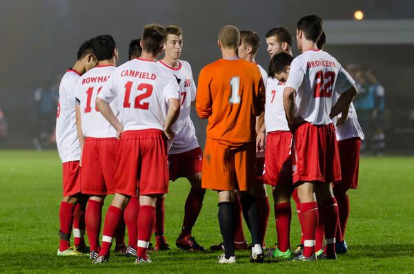 10/2/12 Men's Soccer vs. MVNU