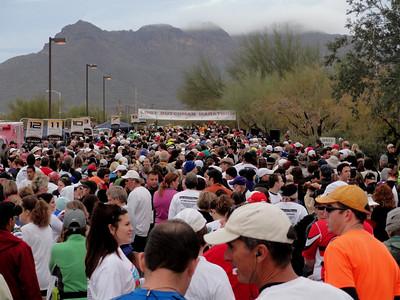 Lost Dutchman 1/2 Marathon, 2-20-11