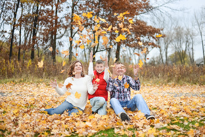 Hurd Family Fall 2018