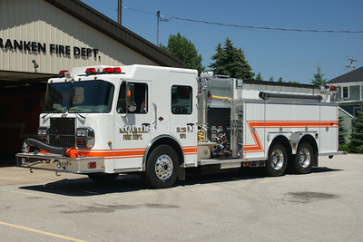 New Franken Fire Department