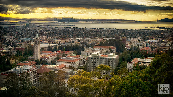 UC Berkeley, Berkeley, & the Bay Area