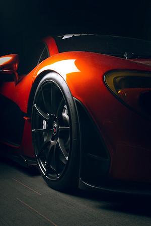 Turn 10 Studio's McLaren P1