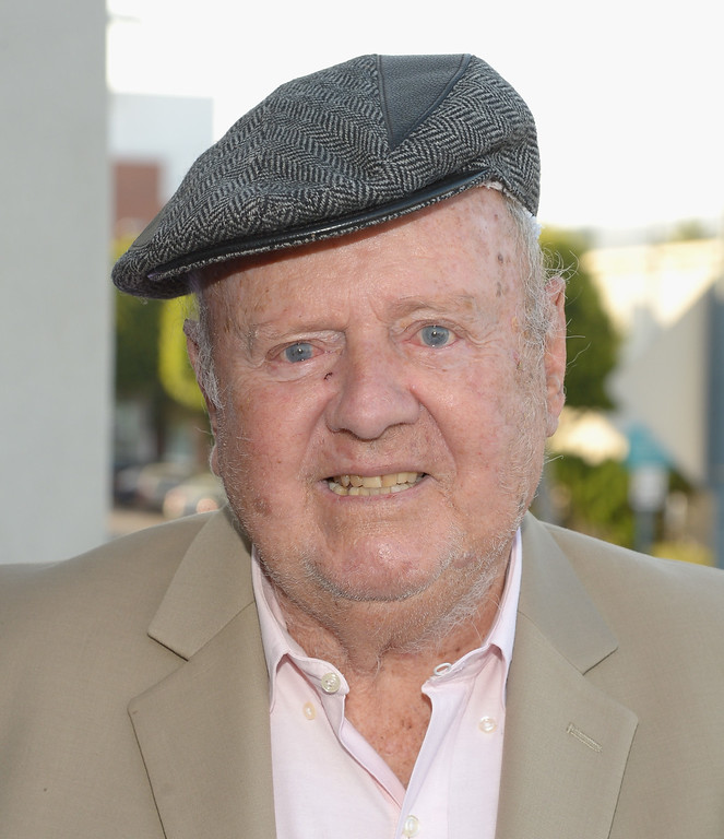 . Actor Dick Van Patten attends the Farrah Fawcett 5th Anniversary Reception at the Farrah Fawcett Foundation on June 25, 2014 in Beverly Hills, California.  (Photo by Jason Kempin/Getty Images)