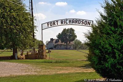 Ft. Richardson State Park 09-24-07