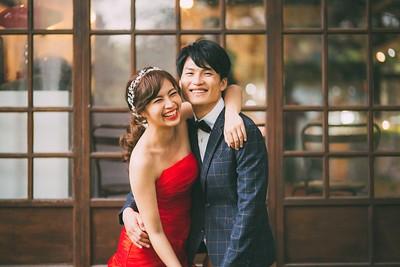 Jingo  +  Sherry  |  Pre-Wedding