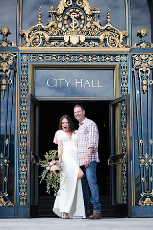 San Francisco City Hall Wedding ~Stacy and Greg