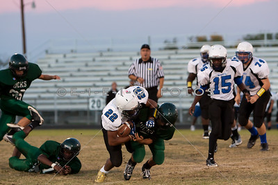 2012.11.08  9th Taylor vs Navasota