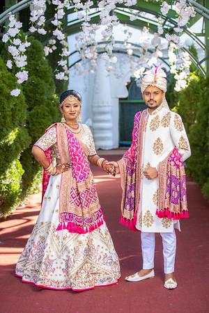 Yash & Dhruvi