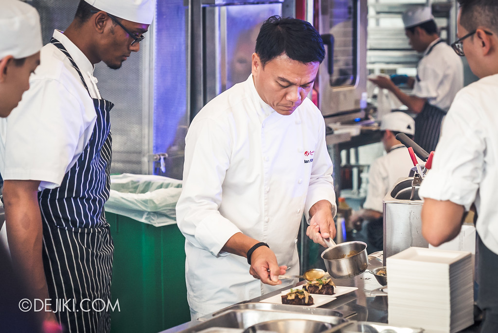The Great Food Festival RWS - Celebrity Chef Area / Ian Kittichai