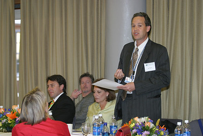 Meeting Held at the Sylvester Cancer Center - January 24, 2006