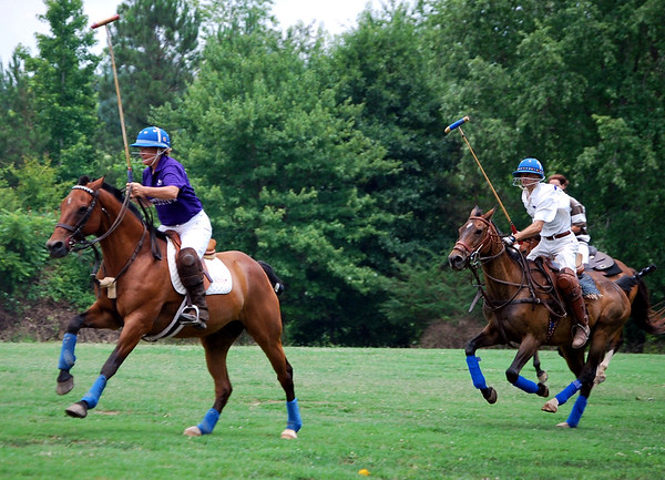 Chukkar Farm Polo - June 19, 2011