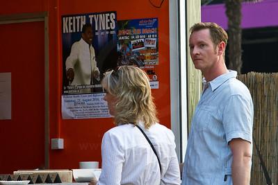 Keith Tynes at Box at the Beach