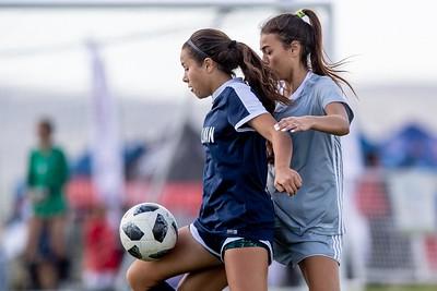 Millikan Girls Varsity Soccer 12.01.18