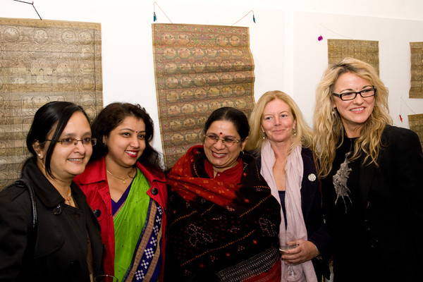 Ranelagh Arts Festival Launch & The Art of Raghurajpur Exhibition Opening - Sep'13