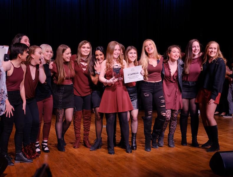 Highlands Belles takes 2nd at #ICHSA Mid Atlantic Semi Finals!!! #ICHSA #NHRHS #TheHighlandsBelles @TheHighlandsBelles