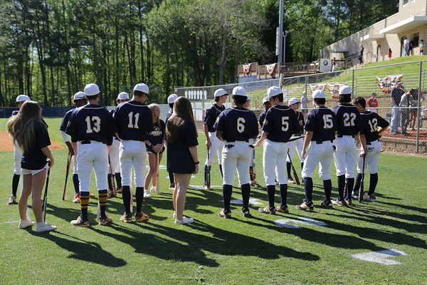 04.16.2019 WHS v East Coweta (Senior Night)