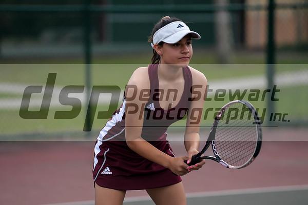St. Cloud Girls Tennis 2.14.19