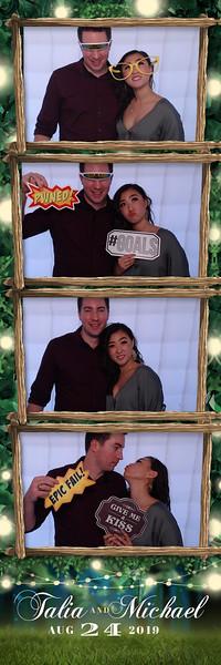 Talia & Michael Wedding