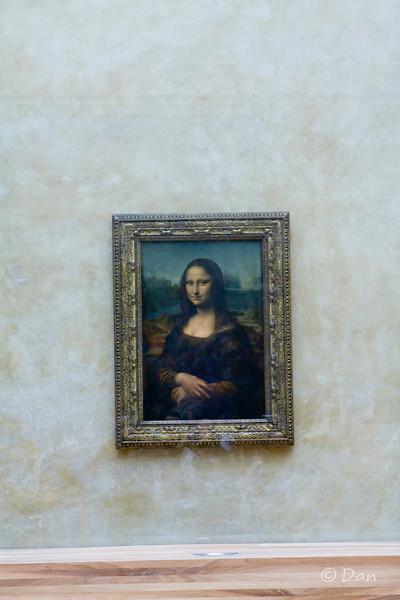 Louvre - Mona Lisa