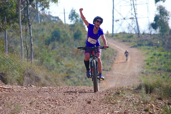 Sri Chinmoy Off-Road Duathlons, Black Mountain Reserve, Sunday 4 August 2019