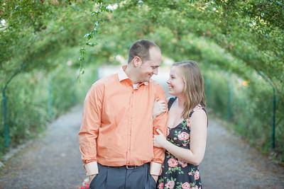 Abby & Drew Engagement 2014